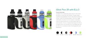 iStick Pico 25
