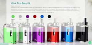 iStick Pico Baby Kit