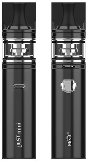 We offer original products eleaf ijust mini kit