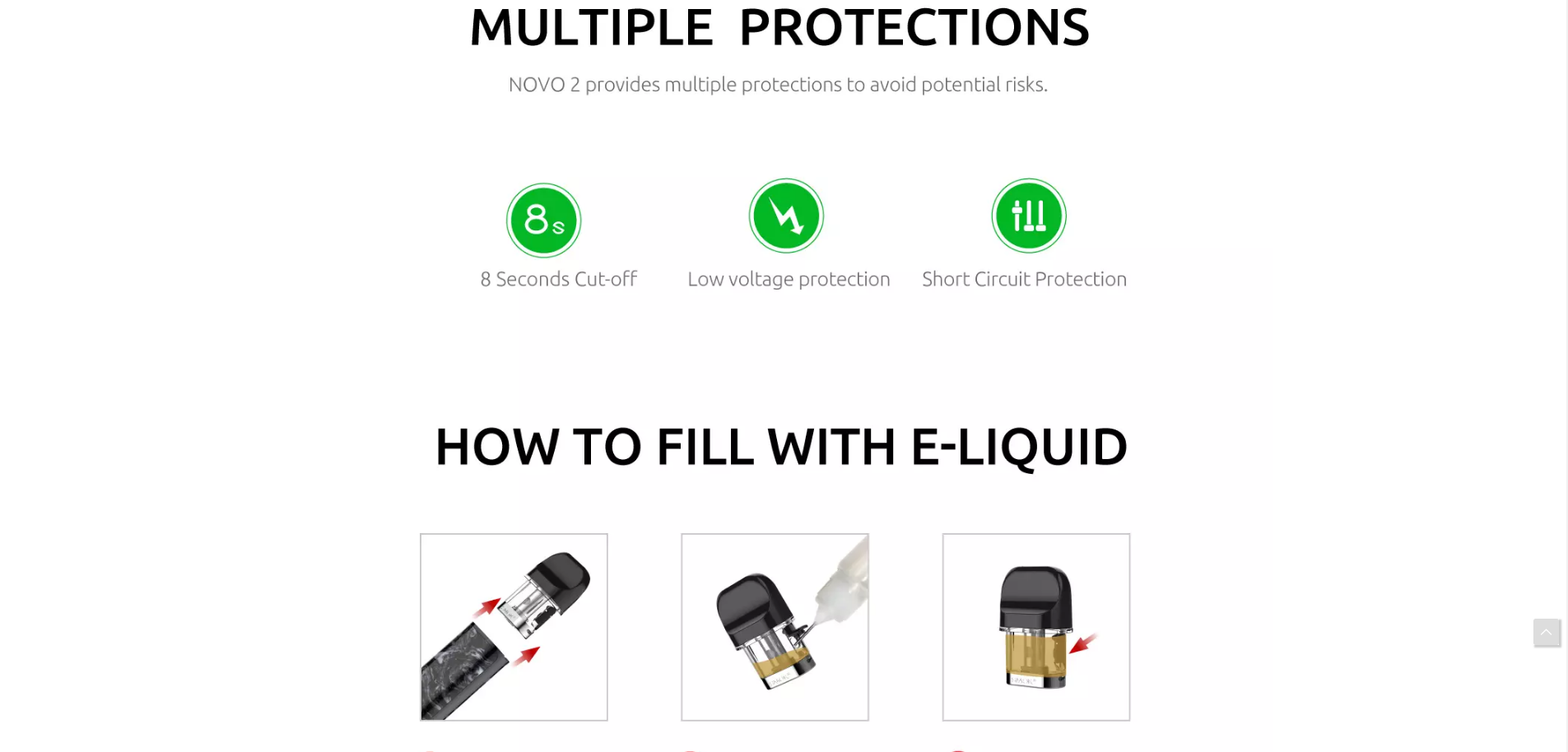 e-liquid georgia