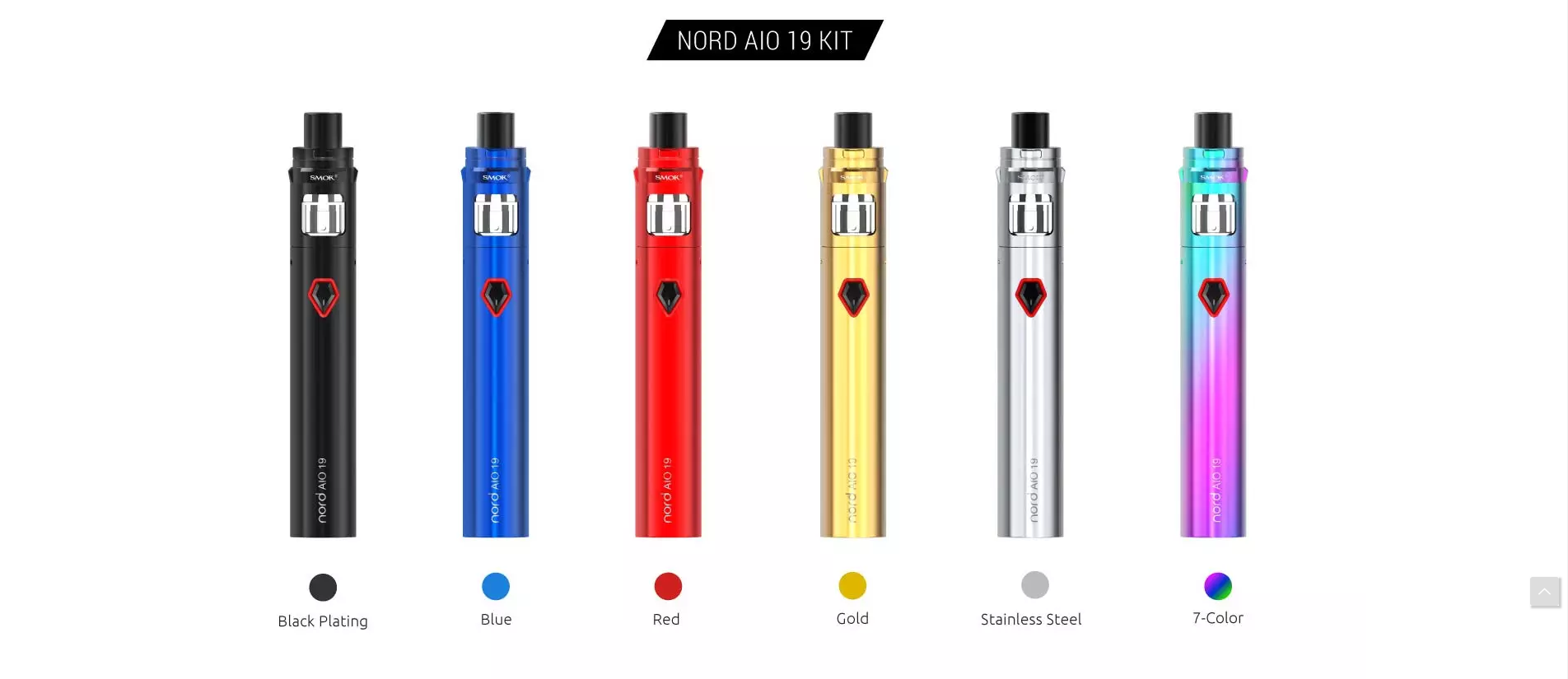 nord 6 COLORS AVAILABLE