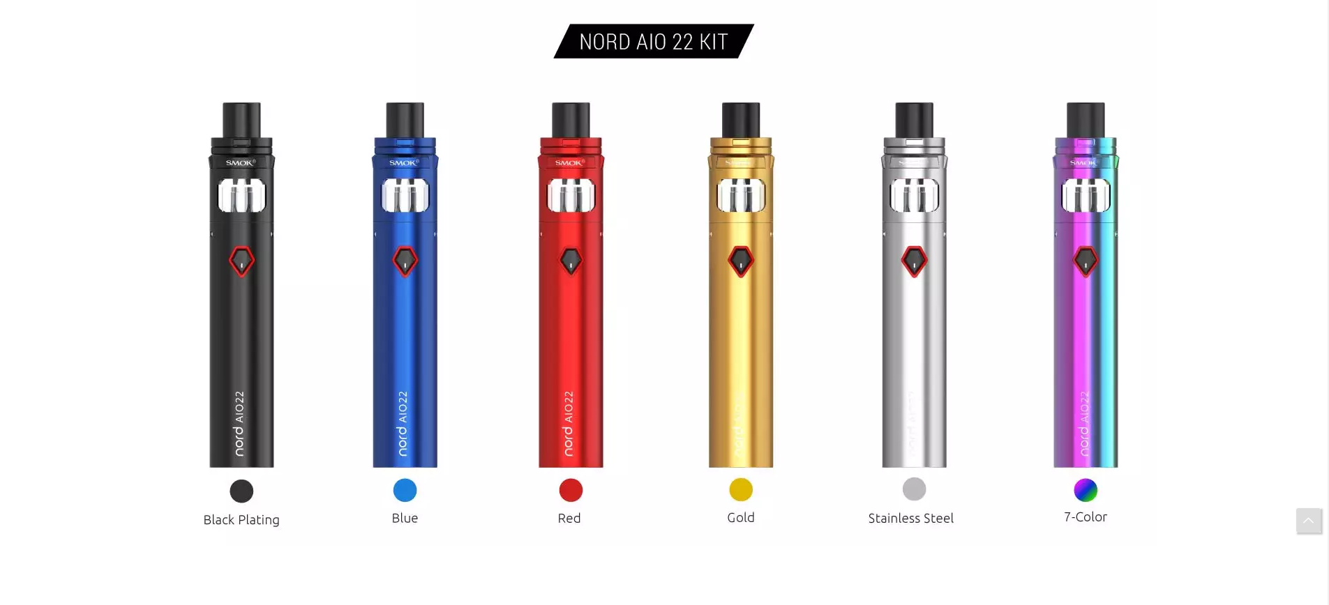 nord aio 6 COLORS AVAILABLE