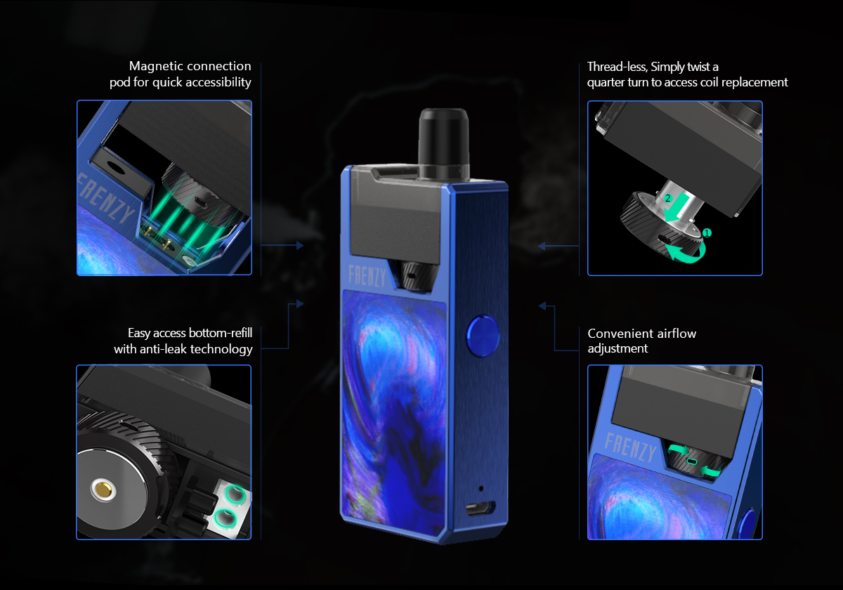 Geek Vape FRENZY Kit