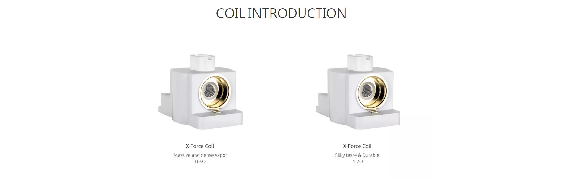 Testfull coils