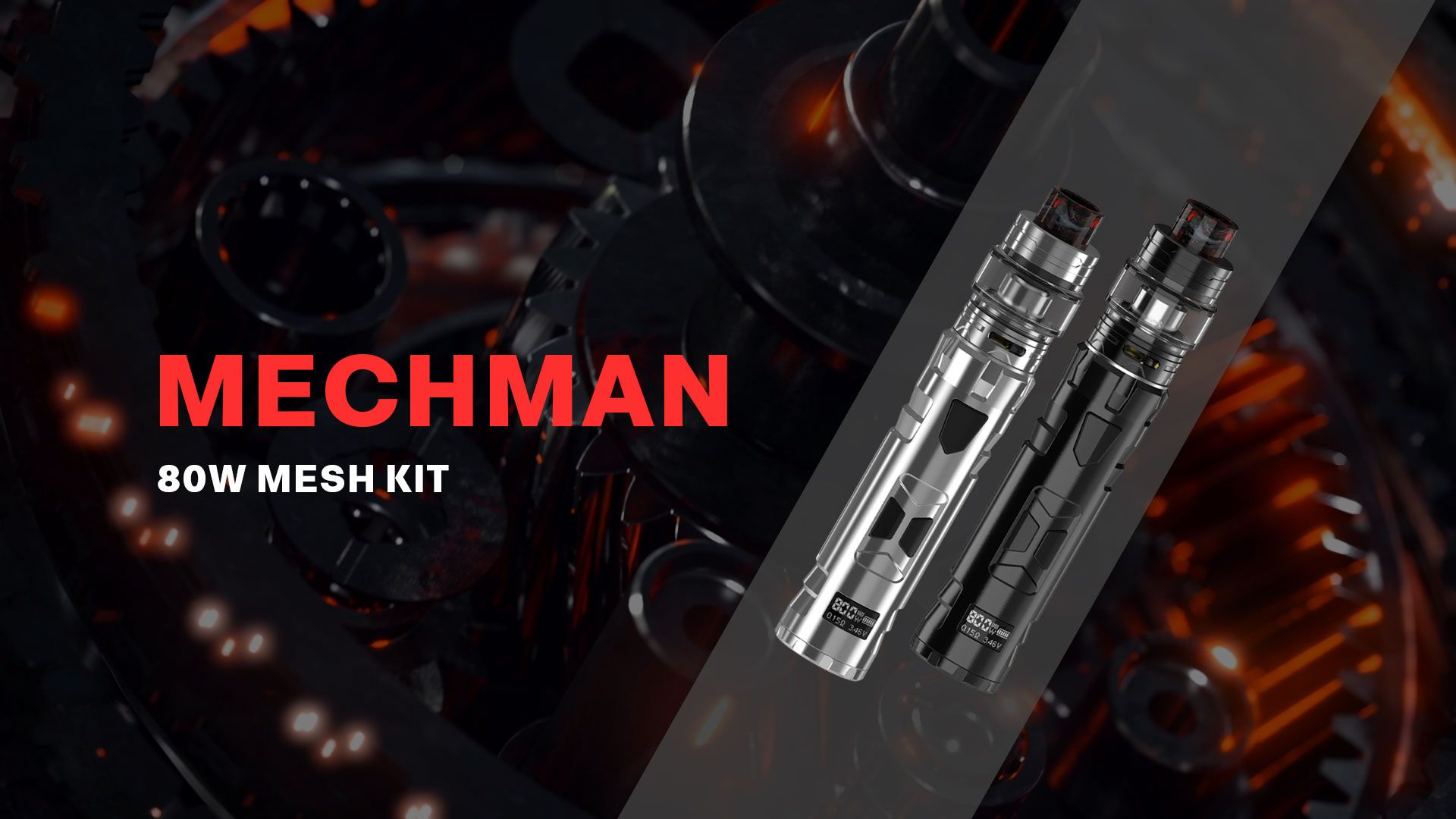 Mechman 80w Kit