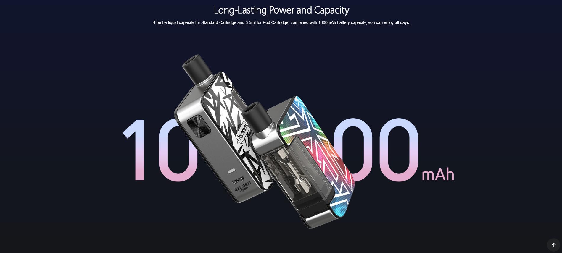 1000 mah battery