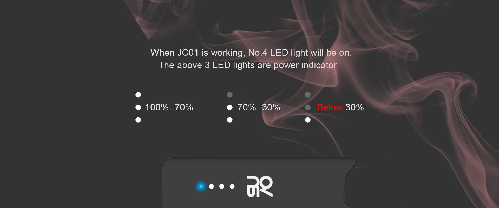 Vape Pod JC01 Starter kit