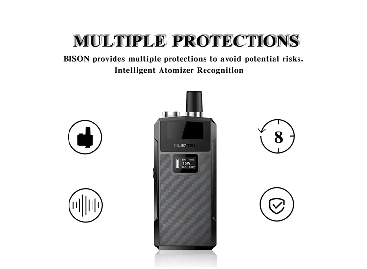 Oukitel best protection