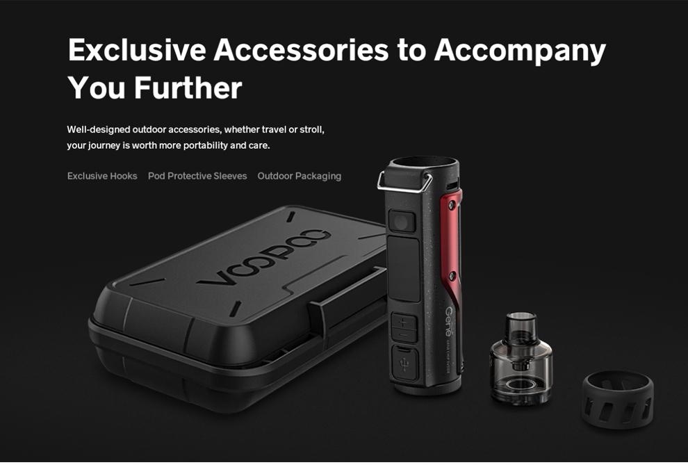 VOOPOO Argus Pro 80W Kit 3000mAh