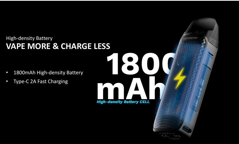 1800 mah battery