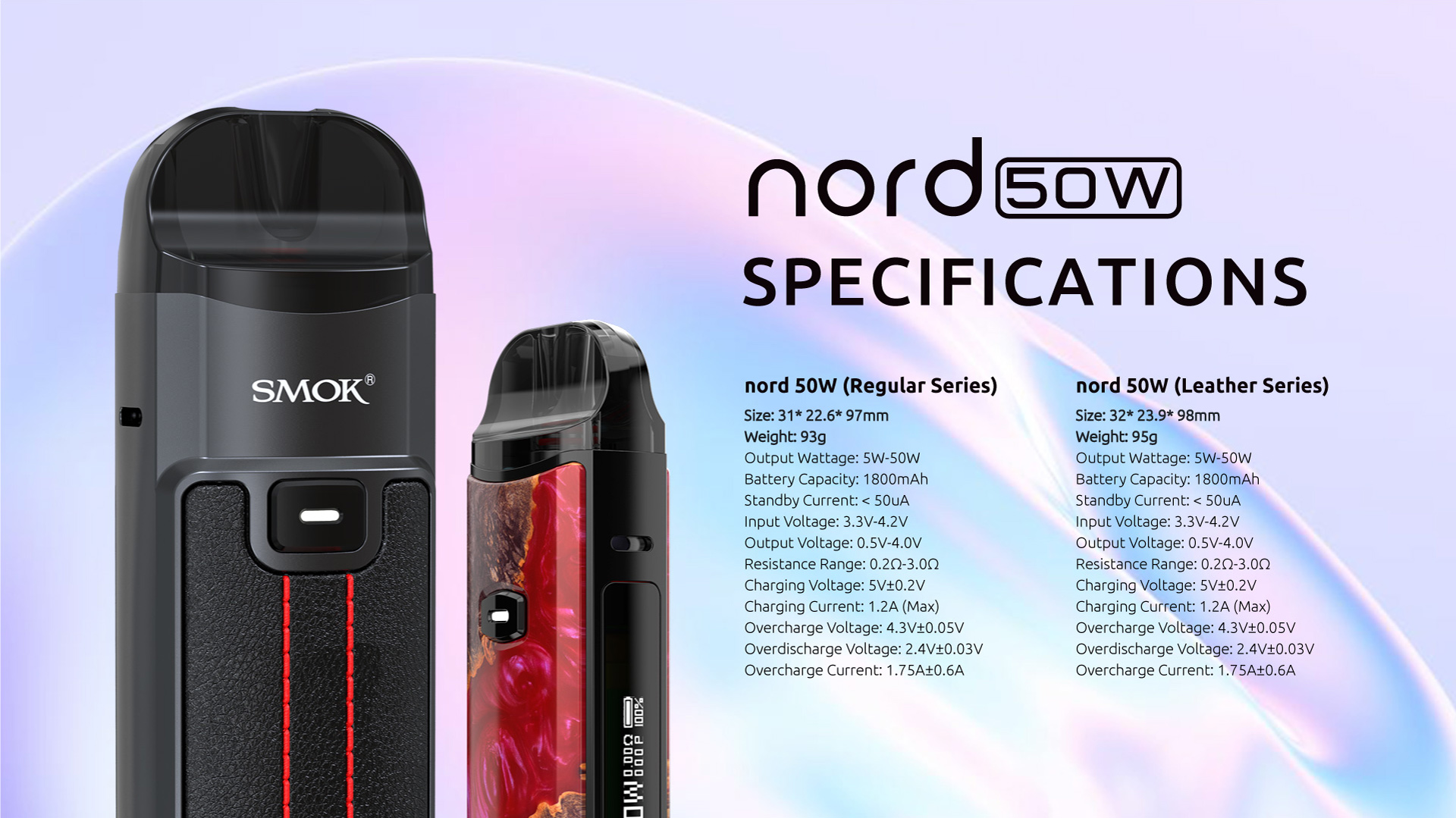nord series