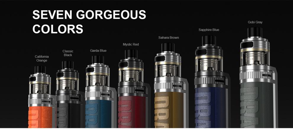 drag electronic cigarette